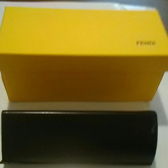d12449ee43c0 Fendi Accessories - Authentic Fendi sunglasses case and box